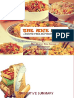 The Rice Bistro Powerpoint
