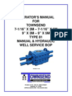 Townsend - Kb2-Type 81 Repair