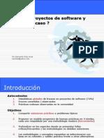 Intro - Como Desarrollar Proyectos de Software y Evitar El Fracaso 1.0