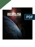 Escatologia Cap01
