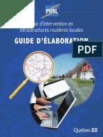 Guide Elaboration Pi Irl