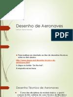 Desenho de Aeronaves