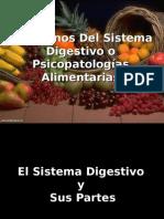 Trastornos del Sistema Digestivo