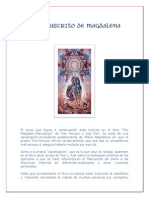 El Man Us Crito de Magdalena