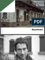 Brocante Sauerkraut - Das Buch