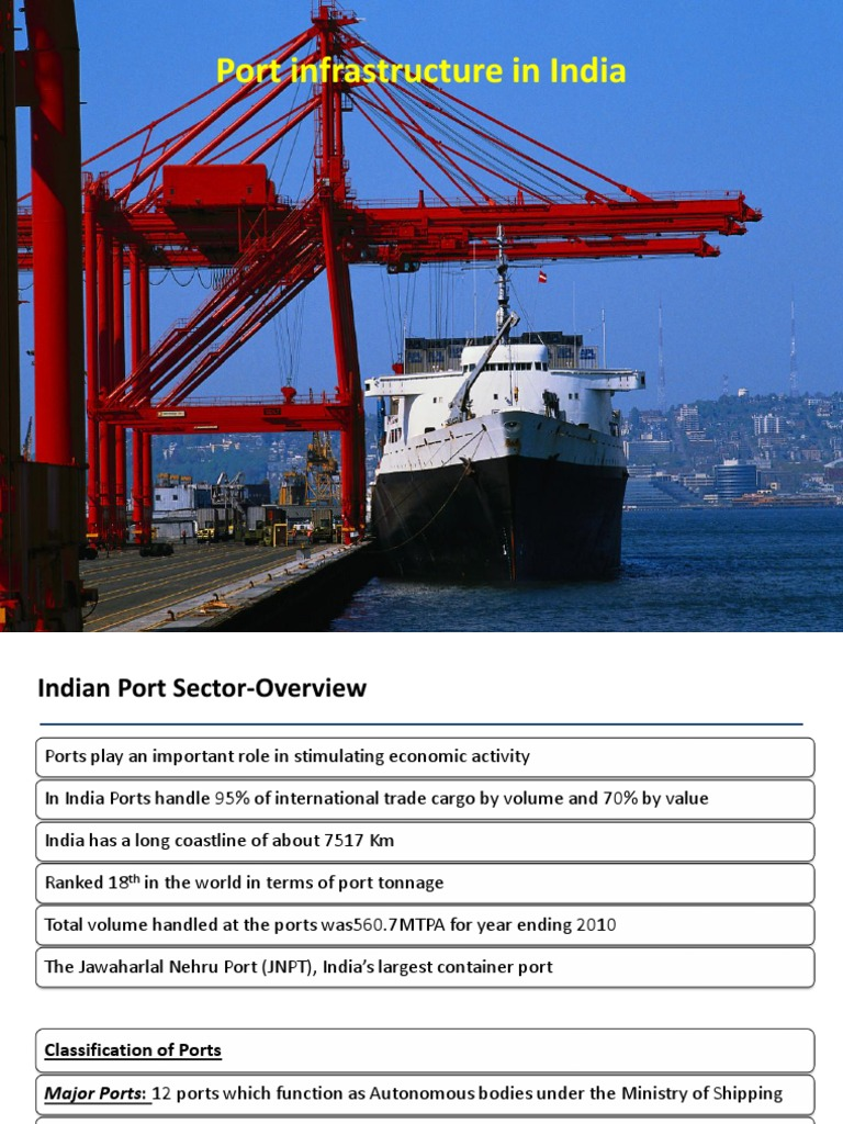 Largest Cargo Ship In India