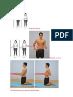 Exercícios ombro