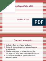 Employability skills for new age