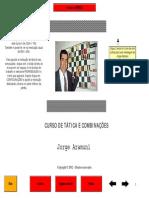 Xadrez - curso de tatica e combinações