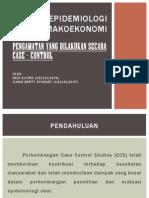 Farmakoepidemiologi Dan Farmakoekonomi Kelompok 13 (1)