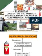 Clase Plaguicidas