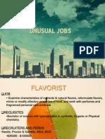 Unusual Jobs-a Humor.pptx