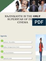 Rajanikant-Indian superstar.pptx