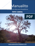 Cabral Pepe - El Manualito Una Lluvia de Ideas Para Despabilarse