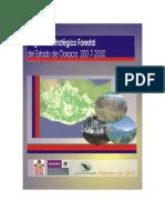 Programa Estratégico Forestal del Estado de Oaxaca