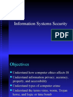 Is Security