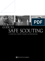 guide to safe scouting 2013