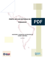 1- Perfil Sistema Salud-Paraguay 20081