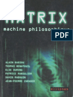 Matrix. Machine philosophique Badiou et al.pdf