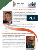 Head Challenge 2009 - Messaggio Conoci Becciu