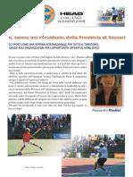 Head Challenge 2009 - Messaggio Giudici