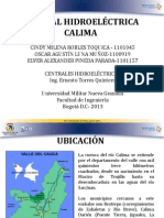 Central Calima ,