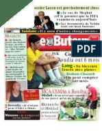 LE BUTEUR PDF du 04/08/2009