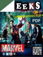 """ESPECIAL No 3 """"Marvel"""