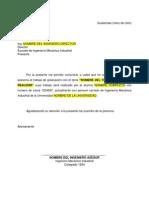 Carta de Aceptacion Asesor EJEMPLO