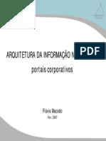 Arquitetura da Informação na prática