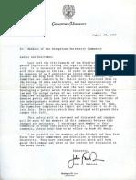 1987 GU Letter