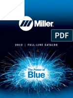 Catalogue Miller 2012