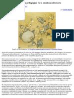 44651156 La Escucha Como Postura Pedagogica en La Ensenanza Literaria