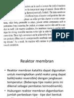 Reaktor Membran