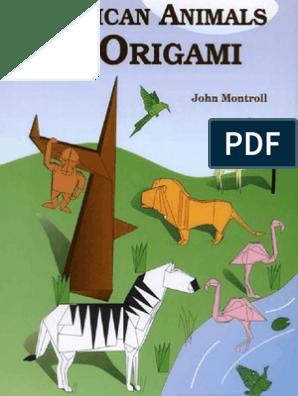 Origami by Akira Yoshizawa   Origami, Animais de origami e Origami ...   396x298