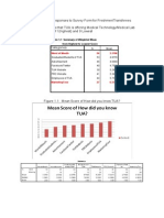 Summary of Survey Form for Freshmen.doc
