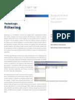 Pro Cera Networks Filtering Module