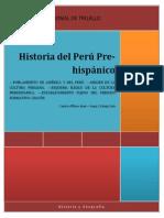 POBLAMIENTO DE AMÉRICA Y DEL PERÚ - ORIGEN DE LA ALTA CULTURA