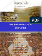 Bhagavat Gita _ Simplified (With Pictures)