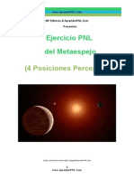 Ejercicio PNL Del Metaespejo- AprenderPNL