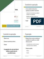 EG2012 - Introducao a Gestao Das Organizacoes