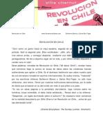 Revolucion en Chile - Guillermo Blanco y Carlos Ruiz-Tagle