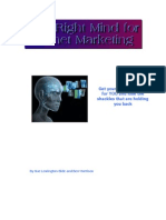 the right mind for internet marketing