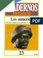 023 Los Sumerios