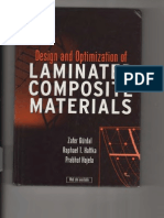 Design and Optimization of Laminated Composite Materials