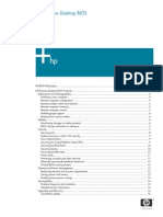 Hp Compaq d330ut-Hp Business Desktop Bios