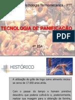 Aula 02 - Função dos Ingredientes e Fabricação de pães - 2013