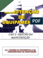 Manutenção I 2011.ppt