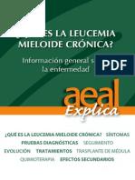 Aeal Explica Leucemia Mieloide Cronica