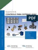 Equipamento de Controlo Para Sistemas AVAC